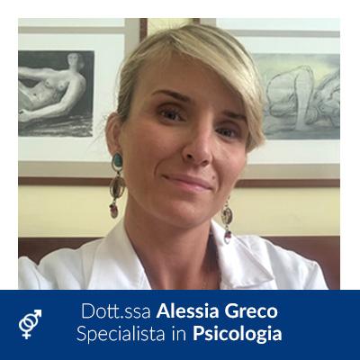 Dott.ssa Alessia Greco - Medicina della Riproduzione - Villa Mafalda
