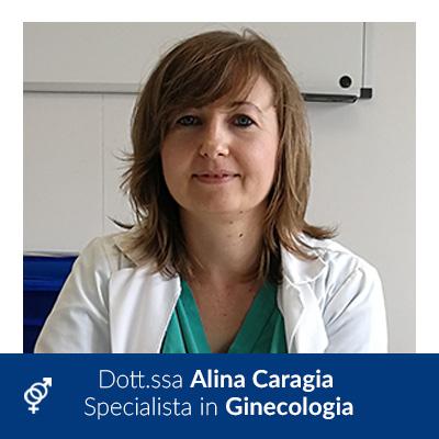 Dott.ssa Alina Caragia - Medicina della Riproduzione - Villa Mafalda